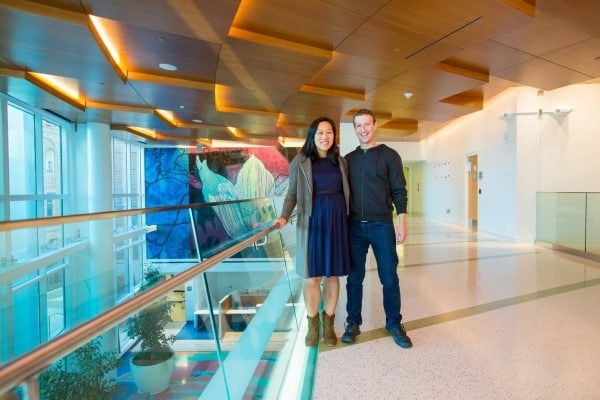 Chan Zuckerberg Initiative awards grants to 41 organizations