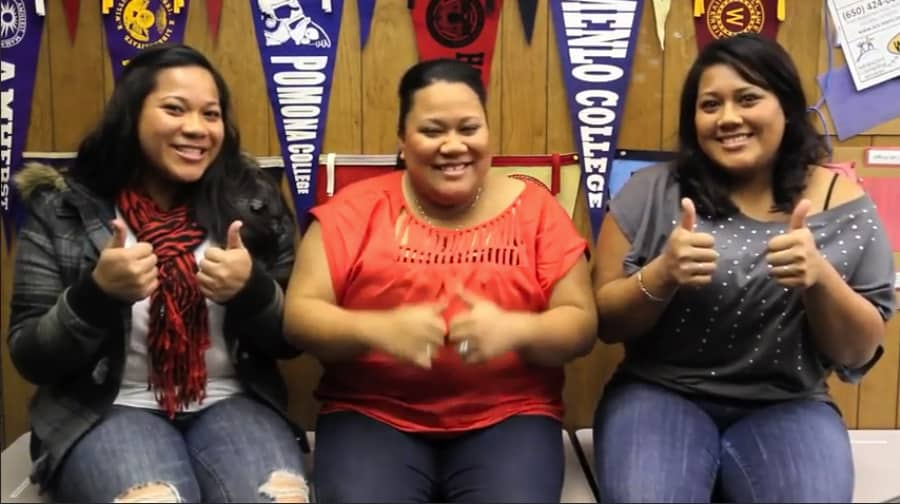 Joyce, Mary, and Rachael Latu Video